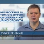 3 Processes to automate to support your organisation during growth