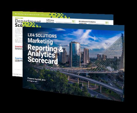 Reporting and Analytics Scorecard